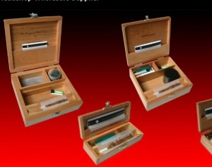Small , medium & large smoking boxes.